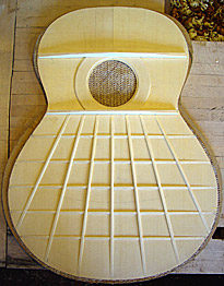 Blanchard Guitars Handmade Acoustic Guitars